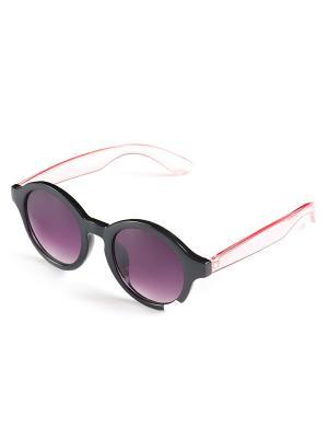 Солнцезащитные очки Selena. Цвет: белый, черный, розовый