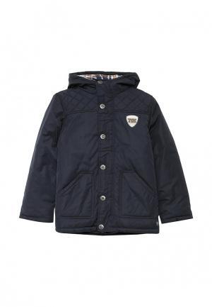 Куртка утепленная Z Generation. Цвет: синий