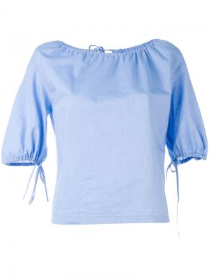 Sofie blouse Rejina Pyo. Цвет: синий