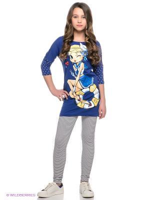 Комплект одежды PELICAN. Цвет: синий