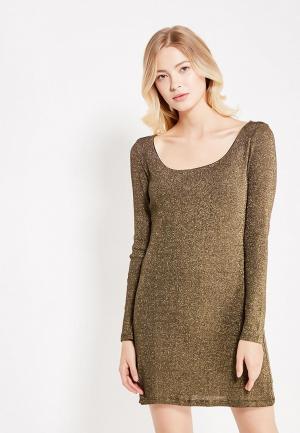 Платье Perfect J. Цвет: золотой