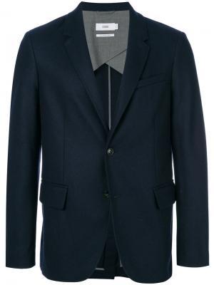 Пиджак на пуговицах Closed. Цвет: синий