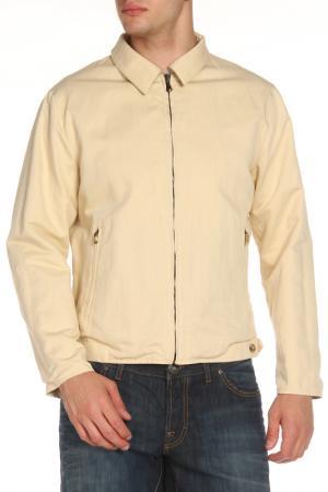 Куртка Corneliani. Цвет: бежевый