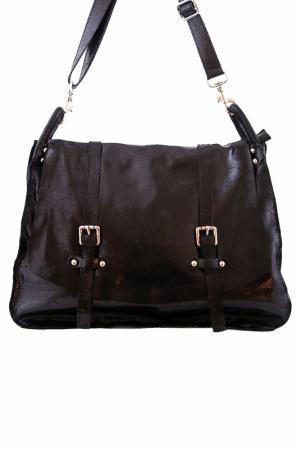 Сумка Vera bags. Цвет: черный