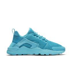 Женские кроссовки  Air Huarache Ultra Breathe Nike. Цвет: синий
