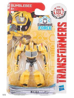 Трансформеры: роботы под прикрытием: Легион Hasbro. Цвет: желтый