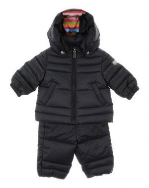 Лыжная одежда MOON BOOT. Цвет: темно-синий