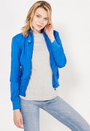 Куртка Drywash. Цвет: синий