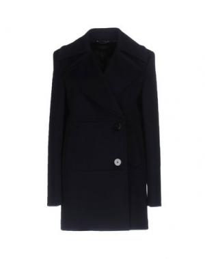 Пальто STRENESSE. Цвет: темно-синий