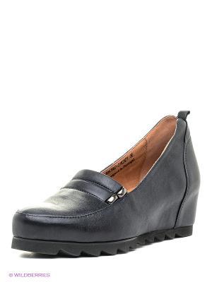 Туфли Sinta Gamma. Цвет: черный