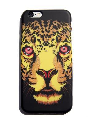 Чехол для iPhone 6/6s Lola. Цвет: желтый, черный