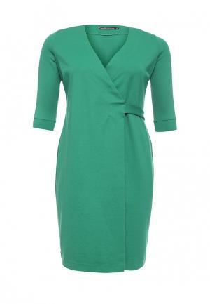 Платье Bestia Donna. Цвет: зеленый