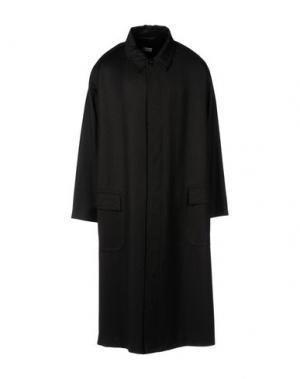 Легкое пальто CINI. Цвет: стальной серый