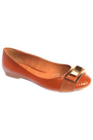 Туфли SUHEYM. Цвет: коричневый