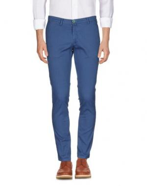 Повседневные брюки BARBATI. Цвет: пастельно-синий