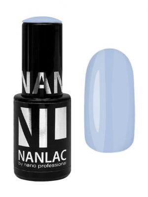 Гель-лак NL 2099 пояс Венеры 6 мл Nano Professional. Цвет: морская волна
