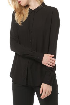 Рубашка American Vintage. Цвет: черный