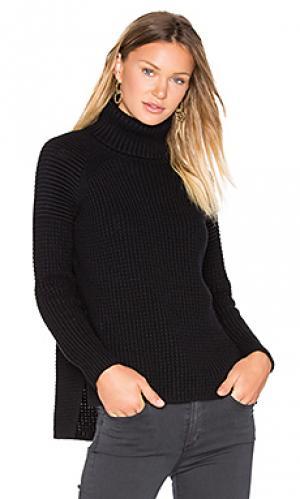 Утепленный свитер 525 america. Цвет: черный