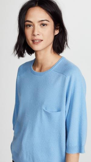 Thalia Cashmere Sweater 360