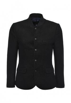 Пальто Matinique. Цвет: черный