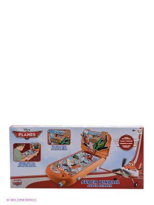 Пинбол Planes со звуком и светом IMC toys. Цвет: оранжевый