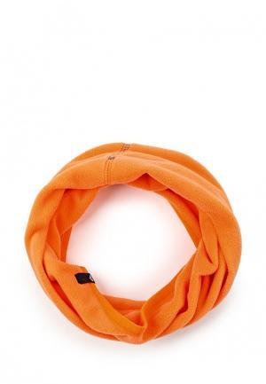 Снуд Quiksilver. Цвет: оранжевый