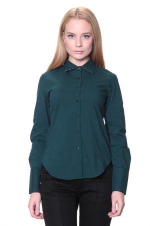Рубашка Eighth Sin. Цвет: зеленый