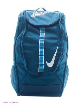 Рюкзак ALLEGIANCE ZENIT SHIELD COMPAC Nike. Цвет: индиго, зеленый