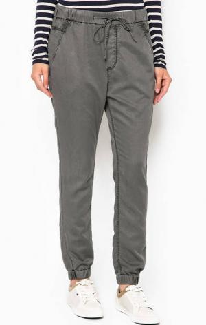 Серые брюки джоггеры Marc O'Polo. Цвет: серый
