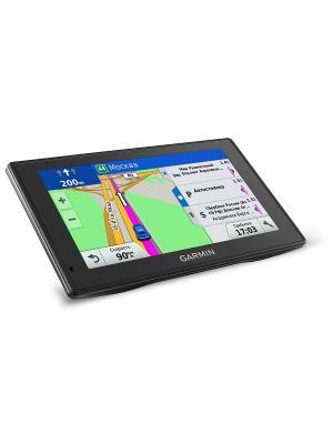 Навигационный приемник DriveSmart 60 RUS LMT, GPS  (010-01540-45) GARMIN. Цвет: черный