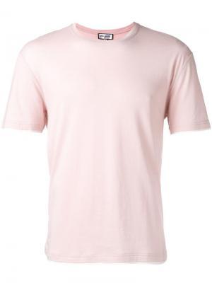 Базовая футболка Paul & Joe. Цвет: розовый и фиолетовый
