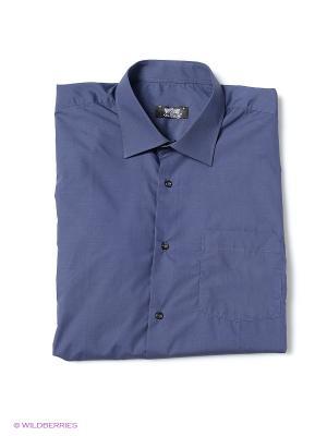 Рубашка OLSER. Цвет: антрацитовый