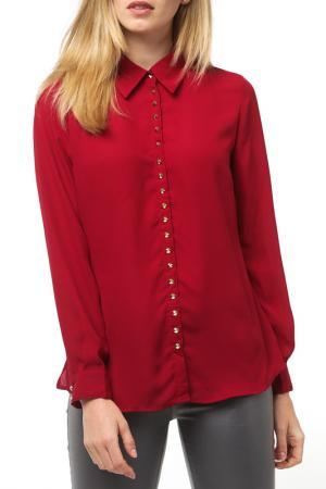 Рубашка Angel. Цвет: красный