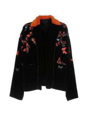 Пиджак MICHEL KLEIN. Цвет: черный