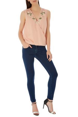 Блуза Uttam Boutique. Цвет: розовый