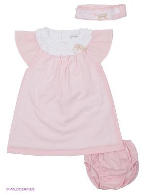 Комплект Monna Rosa. Цвет: розовый