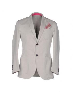 Пиджак ROBERTO PEPE. Цвет: темно-коричневый