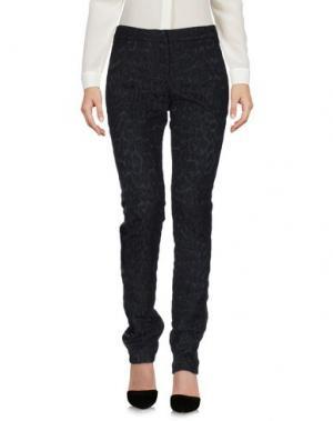 Повседневные брюки BELAIR. Цвет: черный