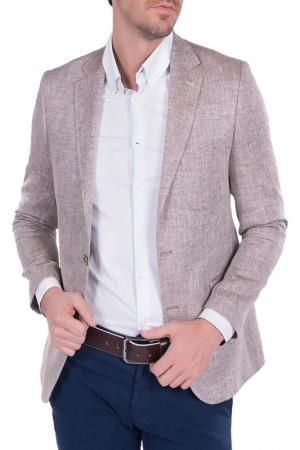 Пиджак Sir Raymond Tailor. Цвет: коричневый