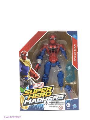 Разборные фигурки Марвел Hasbro. Цвет: красный, синий