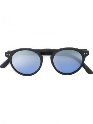 Солнцезащитные очки Spektre. Цвет: чёрный