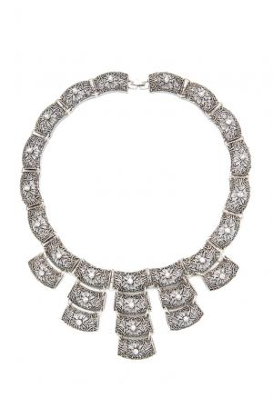 Ожерелье 155217 So Allure. Цвет: серый