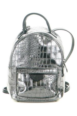 Backpack Giancarlo Bassi. Цвет: silver
