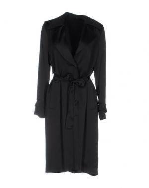Легкое пальто AVELON. Цвет: черный