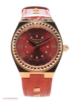 Часы Ferre Milano. Цвет: красный