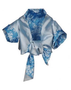 Пиджак CAILAN'D. Цвет: небесно-голубой
