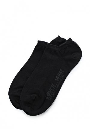 Комплект носков 2 пары Levis® Levi's®. Цвет: черный