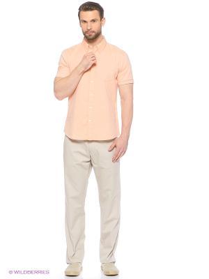 Рубашка Colin's. Цвет: оранжевый