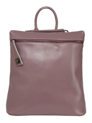 Рюкзак Dr. Koffer. Цвет: фиолетовый