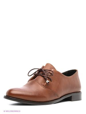 Ботинки Roccol. Цвет: коричневый